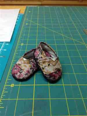Pixie Faire JANES 18 Doll Shoes Review