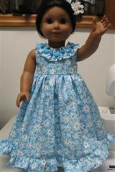 NancyBT verified customer review of Hawaiian Sundress 18 Doll Clothes Pattern