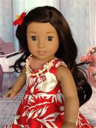 Brenda M. verified customer review of Hawaiian Sundress 18 Doll Clothes Pattern