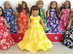 debra w. verified customer review of Hawaiian Sundress 18 Doll Clothes Pattern