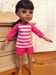 sherril w. verified customer review of Baseball Tee 13 - 14 Inch Doll Clothes Pattern