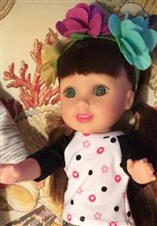 Sue C. verified customer review of Baseball Tee 13 - 14 Inch Doll Clothes Pattern