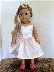 Virginia verified customer review of Wrap Top Dress 18 Doll Clothes Pattern