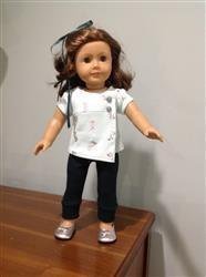 Kathleen O. verified customer review of The Lucy Shirt 18 Doll Clothes Pattern