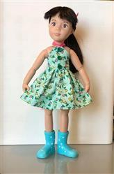Pixie Faire Simply Summer Sundress Pattern for Kruselings Dolls Review