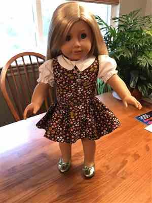 marilyn engmann verified customer review of Nifty 50's Jumper and Blouse 18 Doll Clothes