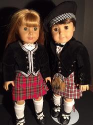 Sewbig verified customer review of Prince Charlie Jacket and Vest 18 Doll Clothes Pattern