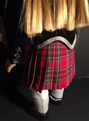 Sewbig verified customer review of Highland Kilt 18 Doll Clothes Pattern