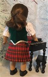 Annie verified customer review of Highland Kilt 18 Doll Clothes Pattern