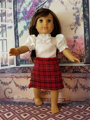 Jozel Watson verified customer review of Unisex Highland Bundle 18 Doll Clothes Pattern