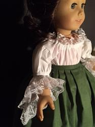 Sewbig verified customer review of 18th Century Fancy Shift 18 Doll Clothes Pattern