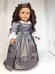 Laura G. verified customer review of 18th Century Fancy Shift 18 Doll Clothes Pattern