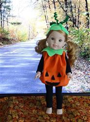 Lynne T. verified customer review of Halloween Costumes 13 - 14.5 Doll Clothes Pattern