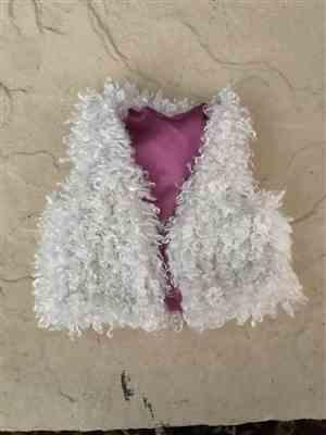 Carla W. verified customer review of Autumn Faux Fur Vest 18 Doll Clothes Pattern