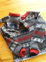Nancy z. verified customer review of Cowl Neck Sweatshirt 18 Doll Clothes Pattern