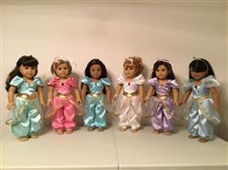 debra w. verified customer review of Desert Tale Dune 18 Doll Clothes Pattern