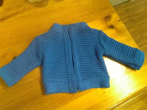 Cathy Fedorowich verified customer review of Pullover Sweater 18 Doll Clothes Pattern