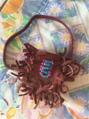 Hope F. verified customer review of Killara Fringe Bag 18 Doll Accessory Pattern