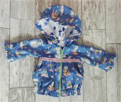 Pia verified customer review of Windbreaker Jacket 18 Doll Clothes Pattern