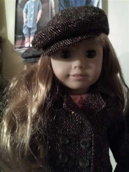 Cathy Fedorowich verified customer review of Piccadilly Peacoat 18 Doll Clothes Pattern