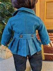 Moana H. verified customer review of Piccadilly Peacoat 18 Doll Clothes Pattern