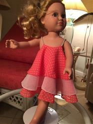 Sue C. verified customer review of Fiesta, Forever 18 Doll Clothes Pattern