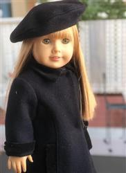 Sewbig verified customer review of Coat Essentials 18 Doll Clothes Pattern