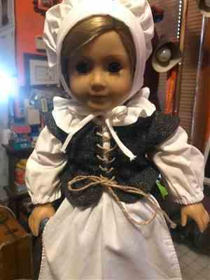 Jennifer Queener verified customer review of Pretty Pilgrim 18 Doll Clothes Pattern