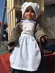Joann S. verified customer review of Pretty Pilgrim 18 Doll Clothes Pattern