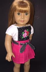 Sewbig verified customer review of Joy Skirt 18 Doll Clothes Pattern