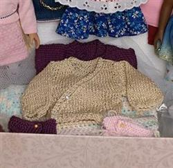 Pixie Faire Ballet Sweater Knitting Pattern for 13 to 15 Inch Dolls Review