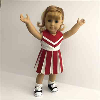 Pixie Faire Home and Away Game 18 Doll Clothes Pattern Review