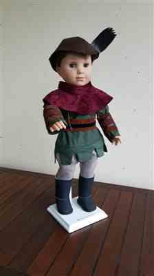 Myra L. verified customer review of Sherwood Tale 18 Doll Clothes Pattern