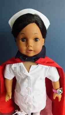 Sandra Stuckless verified customer review of Nurse Candy - On Call 18 Doll Clothes Pattern