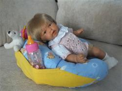 Veronica G. verified customer review of My Baby Sitter 15 Doll Accessory Pattern