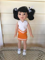 Margaret S. verified customer review of Junior Cheerleader 14.5 Doll Clothes Pattern