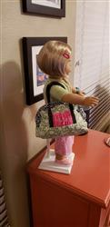 Kathleen C. verified customer review of Sporty Bag 18 Doll Accessory Pattern