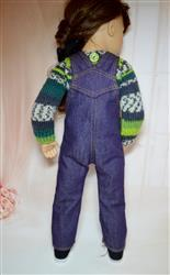herran verified customer review of Oh My Gosh! Overalls for Kidz N Cats Dolls