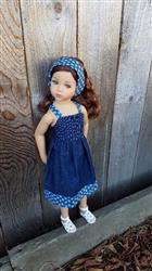Tina J. verified customer review of Simply Summer Sundress Pattern for Maru and Friends Dolls
