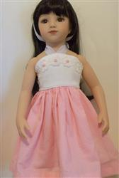 Marsha H. verified customer review of Simply Summer Sundress Pattern for Maru and Friends Dolls