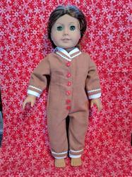Deb P. verified customer review of Drop-Seat Jammies 18 Doll Clothes
