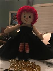 Amy S. verified customer review of Opening Night Dress 18 Doll Clothes Pattern