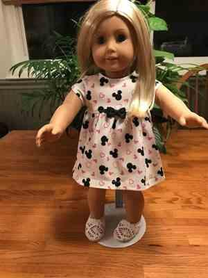 marilyn e. verified customer review of Babydoll Dress 18 Doll Clothes Pattern