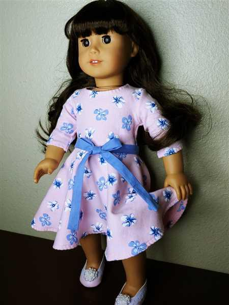 Carol Johns verified customer review of Taylor Regatta Dress 18 Doll Clothes Pattern