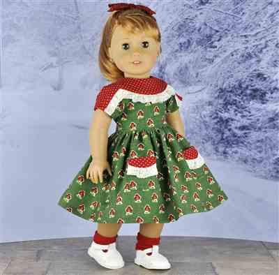 Joan D. verified customer review of Fifties Favorite 18 Doll Clothes Pattern