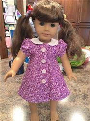 Pixie Faire Cotton Clouds 18 Doll Clothes Review