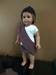 Jenny C. verified customer review of Sunny Skort Set 18 Doll Clothes Pattern