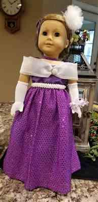 Susan Smith verified customer review of Princess Anya Dress 18 Doll Clothes