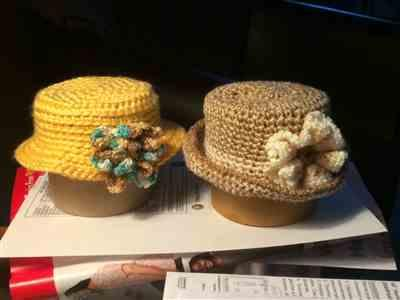 Pixie Faire Springtime Straw Hat Crochet Pattern Review
