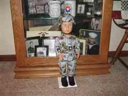 Julie W. verified customer review of Army Combat Uniform 18 Doll Clothes Pattern